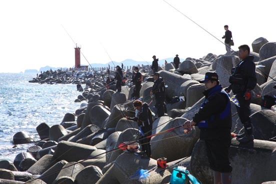 Samcheok Mayor's Cup National Saltwater Fishing Competition