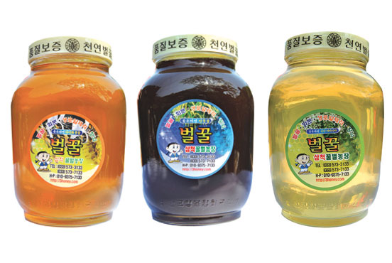 Samcheok Honey