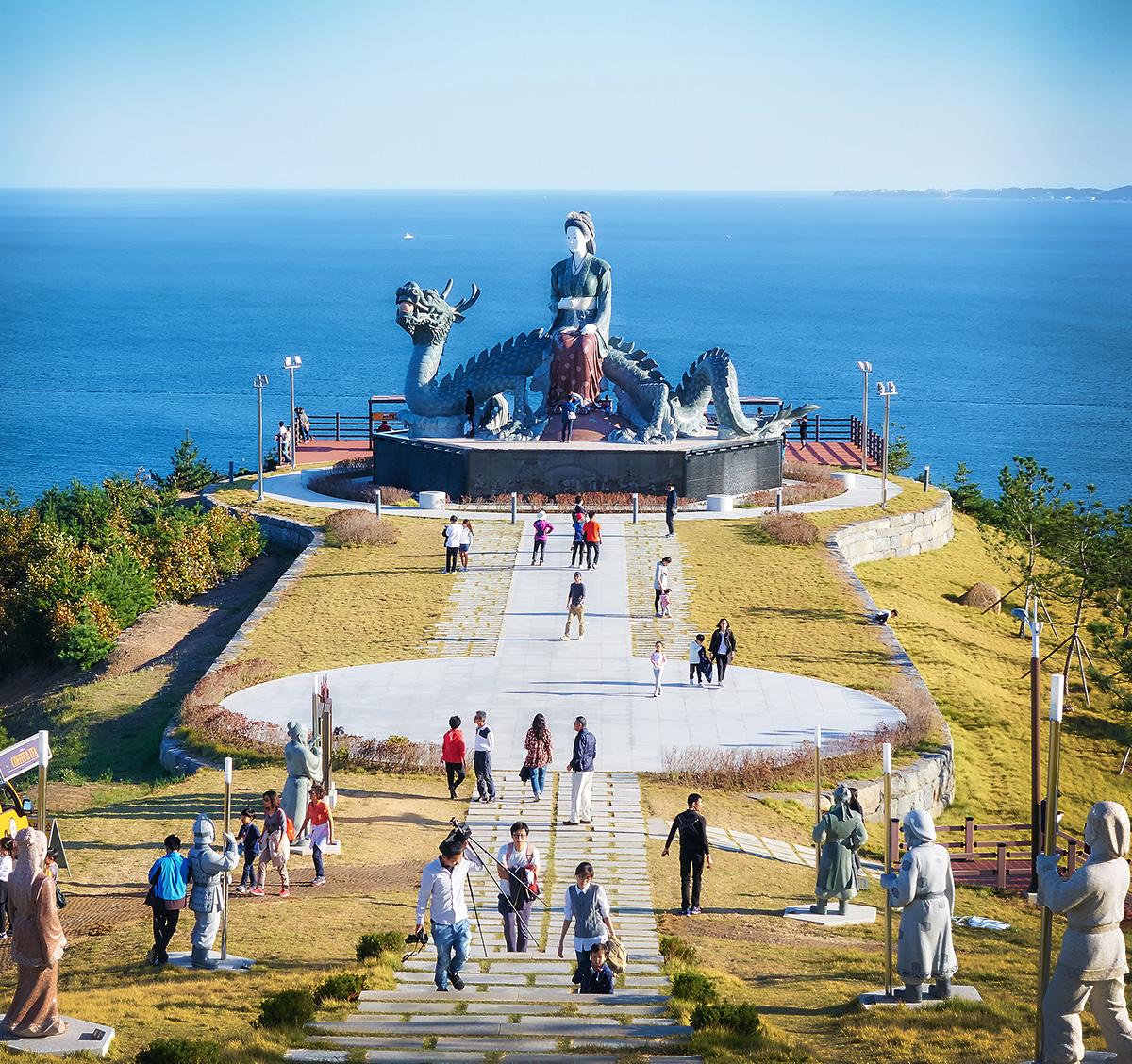 수로부인헌화공원